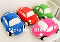 Fee Shipping Promotion Crazy price of the car,4 kinds of color, plush toys, dolls, cartoon, Christmas gifts