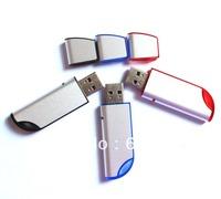 Memory Flash USB Drive 1GB 2GB 4GB 8GB 16GB Thumb Stick Metal Pendrive+ Free Shipping