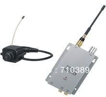 Sinal estável transmissor sem fio receiver 12 V DC 1000mA A longa distância sem fio da câmera 80 m vídeo e áudio(China (Mainland))
