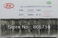 1000V 3A Recitifier diode 1N5399 ,500pcs/bag 5bags/lot   Free Shipping