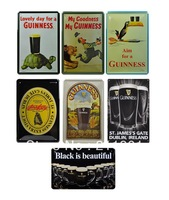 Free Shipping Black is Beautiful Retro Tin Signs for Decor 7pcs/lot