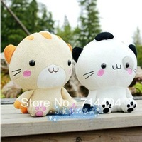 Baby wedding wholesale creative gift wedding gifts couples cat doll size PLUSH TOY CUTE free shipping