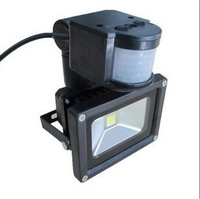 12V 10W20W30W50W infrared body induction lamp Floodlight Floodlight corridor garage Monitor Light