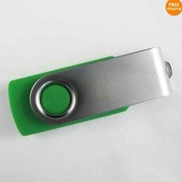 Summer new style Rotate Metal Gift Box 10pcs/lot 8GB USB Flash Drive USB 2.0 Memory Stick Password Protect with free shipping