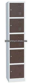 Locker Metal locker office furniture five doors filing cabinet private locker personal locker