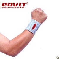 Spirally-wound povit wrist support sports protective clothing wrist support adjustable elastic