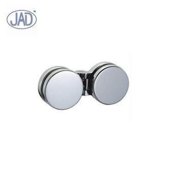 Bathroom clip glass clamp glass hinge glass hinge 90 copper chrome
