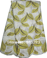 African Hand Cut Voile Lace Fabric,Swiss Voile Lace High Quality,Wedding Lace,100% Cotton Free Shipping NL488E