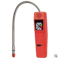 Free shipping Gas leak detector CPU-C new shell designed with LED displaying halogen leak detector
