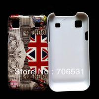 Keep Calm, Flower, US Dollors Pattern Hard Case fo Samsung Galaxy S I9000