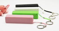 HOT !Perfume Power Bank,+retail Box,2600MAH ,portable external battery pack charger  for mobile phone,10pc/lot,free shipping