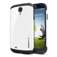 Free DHL! Latest Style SLIM ARMOR SPIGEN SGP phone Hard Case Cover for Samsung Galaxy S4 i9500 with Retail Package 100pcs/lot