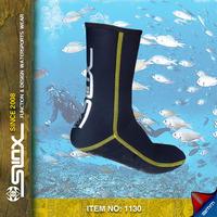 Free shipping 4mm Neoprene socks dive socks diving socks