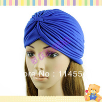 Superior Quality New Fashion Unisex Turban Hat Indian Style Stretchable Style Classic Arabic Turban, Muslim Hat 18073