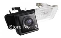 Free shipping HD waterproof backup reverse parking car rear view camera for Mercedes Benz Smart Fortwo