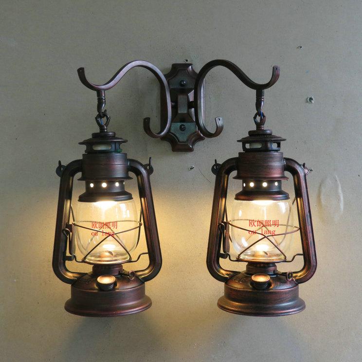 Wall Lamps Vintage : Antique Kerosene Lanterns Promotion-Online Shopping for Promotional Antique Kerosene Lanterns on ...
