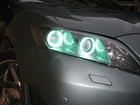 Free shipping  ccfl angel eyes for Toyota Camry 2007