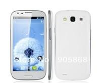 "Haipai i9377 (S3 I9300) 3G Smart Phone 4.7"" Mtk6577 1.2 G dual core android 4.1 4GB ROM 512MB RAM dual SIM GPS"