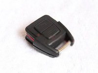 Car Remote alarm key shell for Vauxhall Opel Frontera Vectra 2 Button 1pcs