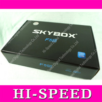 2013 original Skybox F5S HD 1080p Pvr digital Satellite Receiver VFD display support usb wifi youtube youporn DHL free shipping