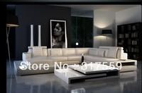 pure leather sofa