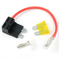 2PCS Middle ATO ATC Add A Circuit Fuse Tap ACU Piggy Back Pluggable Standard Blade G0243