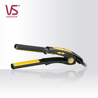 Vs sassoon hair straightener sassoon vs sassoon ceramic isothermia straight hair clip - vs2026cn