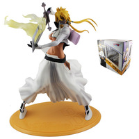 Free Shipping High Quality  Japanese Anime Sexy ! Bleach 1/8 Scale Tier Harribel 23cm PVC Figure