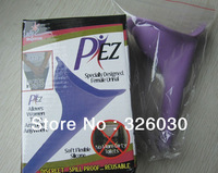 Wholesale Fast shipping 180pcs/lot Female Urination Device/Lady Elegance P EZ Female Urinal