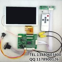 6.2 hd driver board kit hsd062idw1-a00 a01 reversing projection