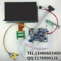7 display 1024 600 hd projection kit vga hdmi interface belt 2av reversing