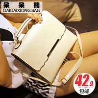 Sweet gentlewomen female bags women's handbag 2013 small fresh one shoulder cross-body bag for women