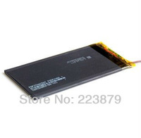 size 3766125 3.7V 4200mah Lithium polymer Battery with protection board For iPad 3 Mobile Phone V811 V801 Free Shipping