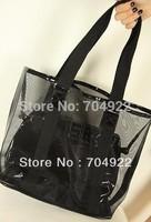 2013 bags fashion women designer handbags ladies transparent bags manufacturer sweet princess fabric lace hand