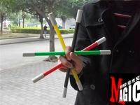 Magic Wand (Four Colors Set) ,magic products,magic sets,magic props,magic tricks,magic show