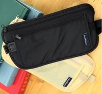 Free Shipping  Wholesale  travel check Leisure bag travel money belt