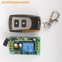 315mhz/433mhz Wireless Remote Control switch System For Garage Door