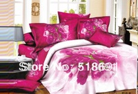 Noble silk jacquard bedding set luxury 4pc duvet cover set home textile silk bedding king size bed sets/bed linen