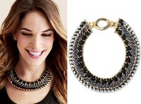 2013 New Fashion Gorgeous Classic Party Choker Necklace Charm Jewelry Free Shipping Min.order is $15(mix order)