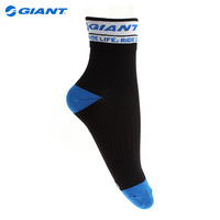Giant giant sports socks autumn and winter quick-drying perspicuousness ride thermal socks bicycle outdoor sports socks