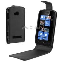 High Quality Leather Case for Nokia Lumia 710
