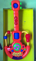 free shipping high quality electronic piano toy child music guitar innovation child guitar