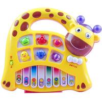 Violin small electronic piano toy electronic organ cartoon music piano baby educational toys