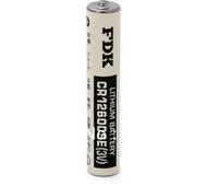 New and Original FDK CR12600SE, CR2NP 3 Volt 1.5Ah Lithium Battery