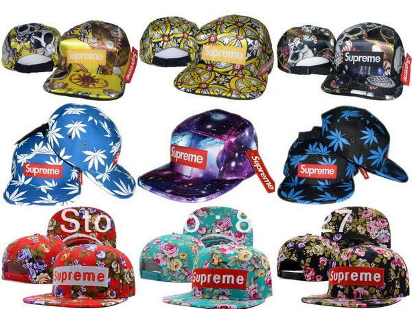 Supreme Cap Snapback Floral Supreme-floral-snapback