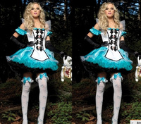 Sexy Woodland Fairy Forest Nymph Women's Halloween Costume Leg Avenue New