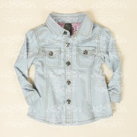 Denim Jacket,10pcs/lot,Name brand Over run items