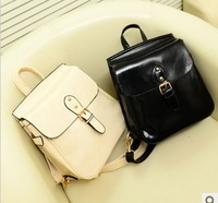 Fashion backpack Portable one shoulder Fashion female bags Backpack preppy style School bag