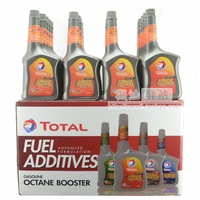 Total total gasoline oil additive octane booster