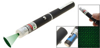 Free shipping 532nm Green Laser Pointer with star cap ensure strong bright   laser Pen